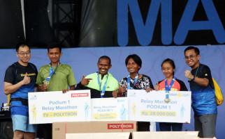 6.000 Peserta Ramaikan Kudus Relay Marathon 2019 - JPNN.com