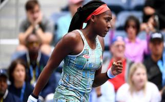 Coco Gauff Menangis Usai Dipukul Peringkat 1 Dunia di US Open - JPNN.com