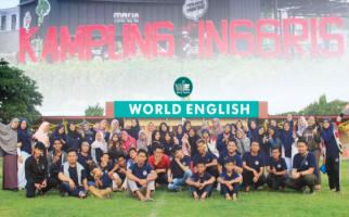 Jumlah Pendaftar Meningkat di World English di Kampung Inggris Kediri - JPNN.com