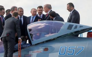Makin Akrab dengan Rusia, Turki Pertimbangkan Beli Jet Tempur Sukhoi - JPNN.com