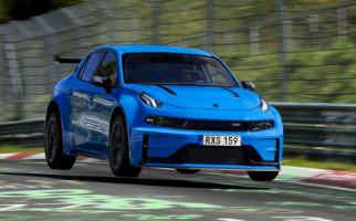 Mobil Pertama Tiongkok Pecahkan Rekor Kecepatan di Nurburgring - JPNN.com