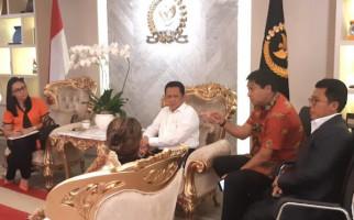 DPR Kedatangan APNI, Bang Ara Tegaskan Komitmen Jokowi - JPNN.com