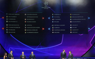 Undian Liga Champions: Grup F jadi Pul Neraka - JPNN.com