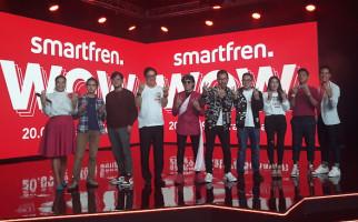 Konser Musik Akbar Smartfren Akan Hadirkan Dewa 19 Hingga Ateez - JPNN.com