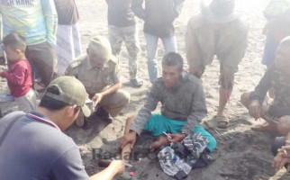 Seorang Nelayan Hilang Digulung Ombak Laut Kidul - JPNN.com