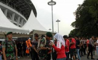 11 Ribu Personel TNI dan Polri Siap Amankan Laga Indonesia vs Malaysia - JPNN.com