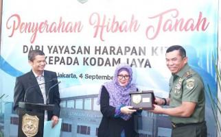 Yayasan Harapan Kita Hibahkan Tanah untuk RS Kodam Jaya - JPNN.com