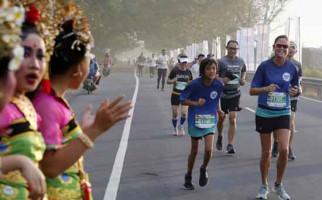 Danone-Aqua Kampanyekan #BijakBerplastik di Bali Marathon 2019 - JPNN.com