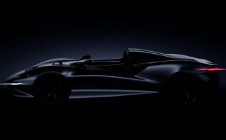 McLaren Kembangkan Hypercar Paling Ringan - JPNN.com