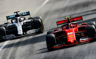 Hasil FP F1 Rusia: Duo Ferrari Mulai Goyang Dominasi Mercedes - JPNN.com