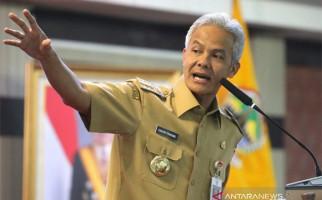 Pernyataan Berani dari Gubernur Ganjar Pranowo soal Audisi PB Djarum - JPNN.com