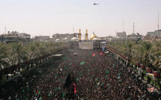 Innalillahi, Puluhan Peziarah Tewas saat Peringatan Asyura di Karbala - JPNN.com