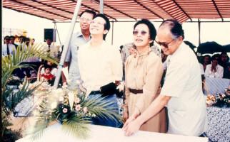 Prestasi BJ Habibie di Batam, Mengubah Nol jadi Sejuta - JPNN.com
