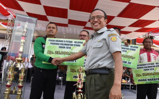 Kementan Menyiapkan Provinsi Kaltara Penyangga Pangan Ibu Kota Baru - JPNN.com