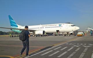 Terbang 39 Menit, Pesawat Garuda Balik Lagi ke Bandara Kualanamu - JPNN.com