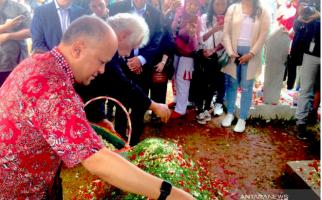 Xanana Gusmao Ajak Mahasiswa Timor Leste Beri Penghormatan pada Habibie - JPNN.com