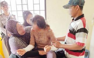 Cewek 17 Tahun Nekat Sayat Leher Saat Cekcok dengan Sang Kekasih - JPNN.com