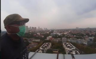 Kualitas Udara Buruk di Masa Pandemi, Muncul Petisi Kembalikan Langit Biru Jakarta - JPNN.com