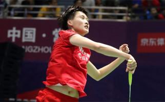 4 Juara Bertahan Tembus Semifinal Fuzhou China Open 2019 - JPNN.com