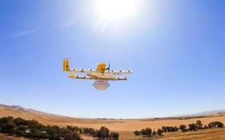 FedEx Express Mulai Gunakan Drone untuk Kirim Paket - JPNN.com
