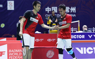 Daddies Tembus Semifinal BWF World Tour Finals 2019 - JPNN.com