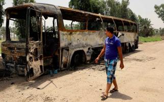 Bom di Bus, Belasan Orang Tewas - JPNN.com