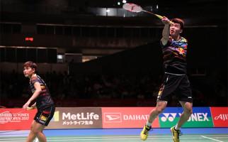 Wang/Huang Menang Mudah dari Si Nomor 1 Dunia di Final Fuzhou China Open 2019 - JPNN.com