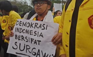 6 Ciri Demo Mahasiswa Disebut Murni, Tidak Ditunggangi Elite - JPNN.com