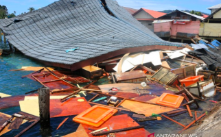 Kekuatan Gempa Maluku Setara 40 Kali Bom Atom Hiroshima - JPNN.com