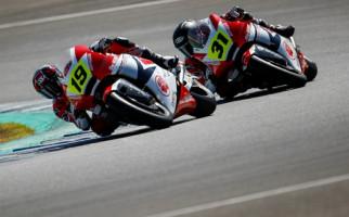 3 Pembalap Indonesia Tampil Positif di CEV World Championship Spanyol - JPNN.com