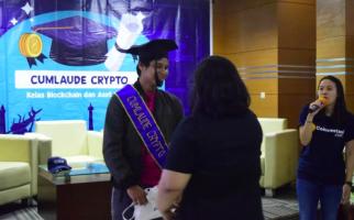 Cumlaude Crypto, Edukasi Teknologi Blockchain dan Aset Kripto untuk Mahasiswa - JPNN.com