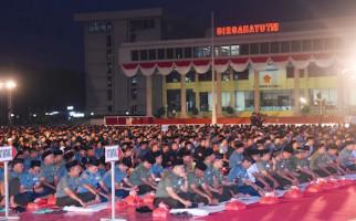 Mabes TNI Gelar Doa Bersama HUT Ke-74 TNI dan untuk Pahlawan Revolusi - JPNN.com