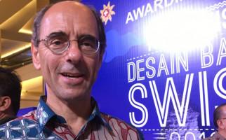 Wah, Dubes Swiss Kagum Menyaksikan Pelantikan Anggota DPR 2019-2024 - JPNN.com