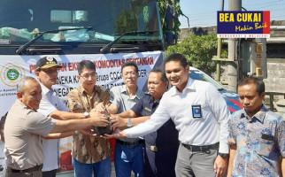 Bea Cukai Sidoarjo Lepas 272 Ton Ekspor Komoditas Pertanian Kawasan Berikat - JPNN.com