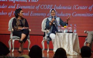 Hendri Saparini Ajak Milenial Bangun Wirausaha Sosial - JPNN.com