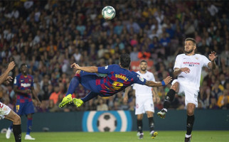 Lihat 4 Gol Barcelona ke Gawang Sevilla, yang Pertama Spektakuler Banget - JPNN.com