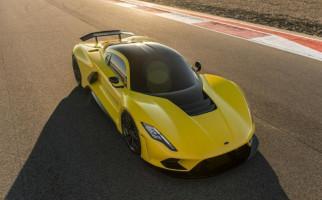 Hennessey Racik Ulang Mesin Venom F5, Patahkan Kekuatan Bugatti Chiron - JPNN.com