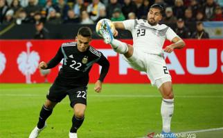Sempat Tertinggal 2 Gol, Argentina Tahan Imbang Jerman di Dortmund - JPNN.com