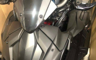 Akhirnya Bocor Sosok Naked Bike Supercharger Besutan Kawasaki - JPNN.com