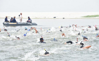 Kompetisi Olahraga Air Meriahkan Peringatan HUT Ke-74 TNI - JPNN.com