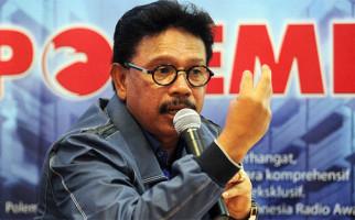 Surya Paloh dan Prabowo Subianto Sepakat 3 Hal, Bang Johnny yang Membacakan - JPNN.com