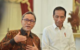 Usai Dijamu Jokowi, Zulhas: Saya Tahu Diri - JPNN.com