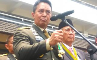 Catat, Sudah 7 Anak Buah Jenderal Andika Kena Hukuman Gegara Komentar soal Pak Wiranto - JPNN.com
