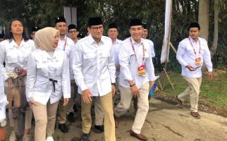 Hadiri Rapimnas Gerindra, Sandiaga Sudah Mengaku sebagai Kader - JPNN.com