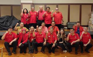 Bersilaturahmi dengan Agum Gumelar, Ali Wongso: Perlu UU Keamanan Nasional - JPNN.com