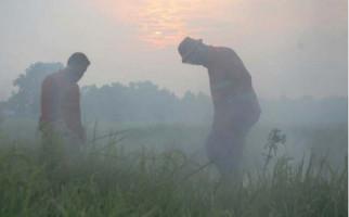 Kualitas Udara di Sumsel Tetap Tidak Sehat, padahal Titik Panas sudah Turun - JPNN.com