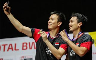 Tua-Tua Keladi, Daddies Juara BWF World Tour Finals 2019, Dapat Hadiah Rp 1,7 M - JPNN.com