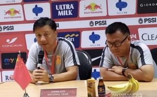 Komentar Pelatih Tiongkok Usai Kalah dari Timnas Indonesia U-19 - JPNN.com