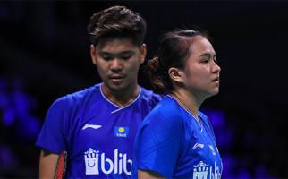 Lagi Enggak Harmonis, Praveen/Melati Keok di Final Yonex Thailand Open - JPNN.com