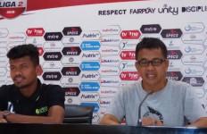 Jafri Sastra Beber Kunci Kemenangan Skuadnya Atas Martapura FC - JPNN.com